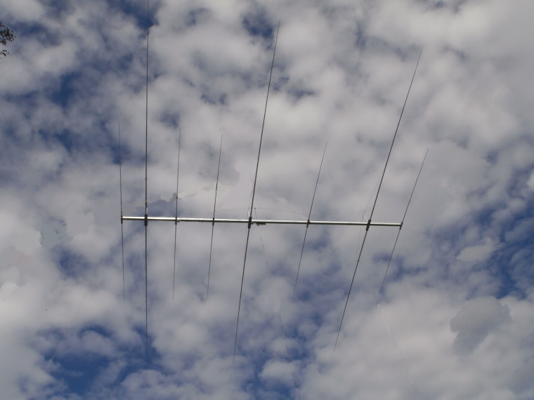 OPTIBEAM  OB4020x big Duoband-Yagi 40-20m (full sized elements 40m)